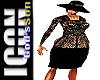 ICON Church Dress Flash