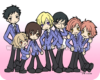 Ouran Host club bubble