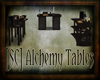 [SC] Alchemy Tables