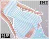 Dress | Striped blue