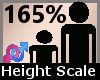 Height Scaler 165% F A