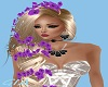 Roses Wedding Hair~