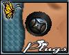 (BFD) Plugs Platinum Orb