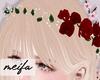 🌸 Rose Crown Red