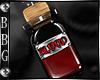 BBG* Vial of blood