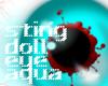 sting doll eye aqua
