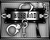 -P- Husband Sticker