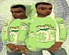 *CA* Money Bags Hoody