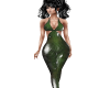 Green Scale Catsuit