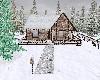 Small Winter Home Deco