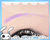 Kawaii Natural Brow Purp
