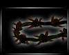 /L/ Barbwire Collar