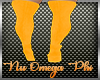 NOP orange boots