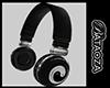 Yin Yang headphone