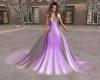 Elegant Purple/White Wed