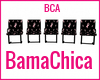 BCA Audience Chairs