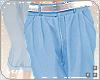 L. Babii Blue bottoms.