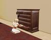 mahogany chest drawers