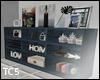 Deco shelves