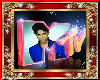 Prince MTV red frame