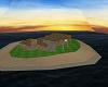 sunset island escape