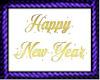 Happy New Year Floor
