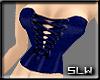 [SLW] Blue Corset