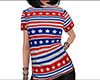 Patriotic Shirt (F)