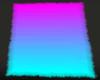 Neon Pink-Blue Rug