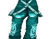 Hardstyle A pants M