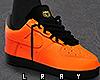 Sneakers Orange