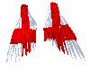 England Angel Wings