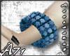 A- B Gems Bracelet_L