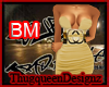 |DT|GOLD  DRESS BM