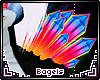 B. Galaxy s. crystals