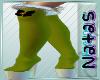 christmas boots green