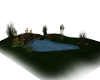 Dark Peaceful Pond