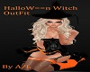 A/L  HALLOWEEN  WITCH