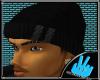 [LF] Plaidii Hat- Black