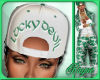 {r} Lucky Devil Fitted 2