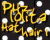 PHz ~ PolkaDotHatHair1