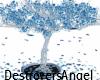 DA Forever Ice Blue Tree