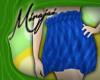 M * Yuki Chervon Skirt