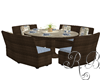 Nautical Dinning Table