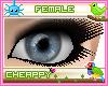 Grey Blue Female Eyes