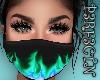 !P! Fire Face Mask v4