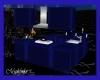 ~M~ Satin Blue Kitchen
