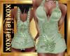 [L] Mint Green Dress F