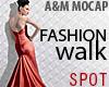 Fashion Show WALK [spot]