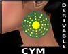 Cym Retro Earrings Derv4